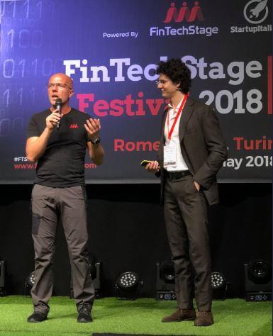 first Italian fintech festival