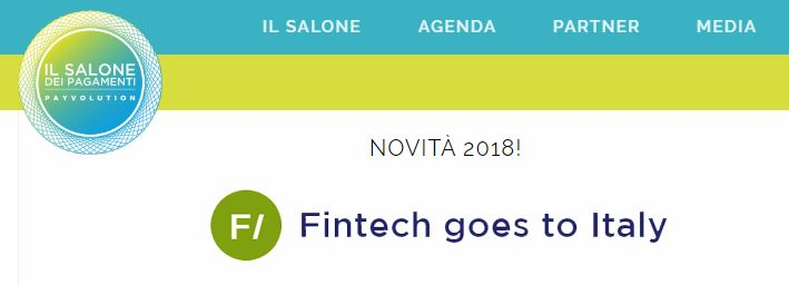 fintech goes to Italy